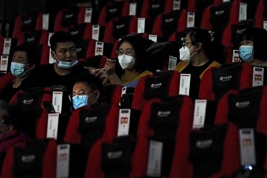 , [:en]Chinese language return big-time to film theaters[:], Laban Juan