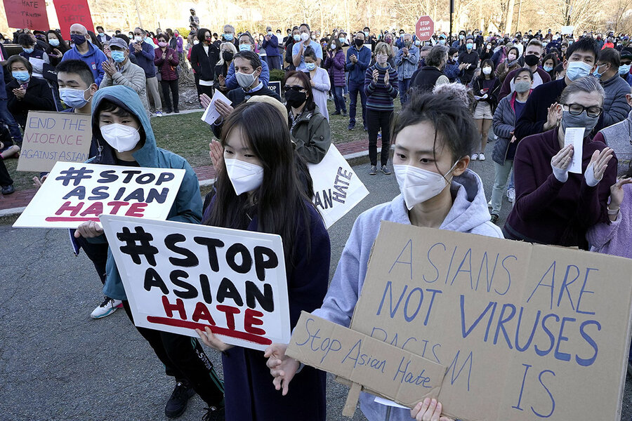 www.csmonitor.com: Overcoming anti-Asian hate: Can the US learn from its past?