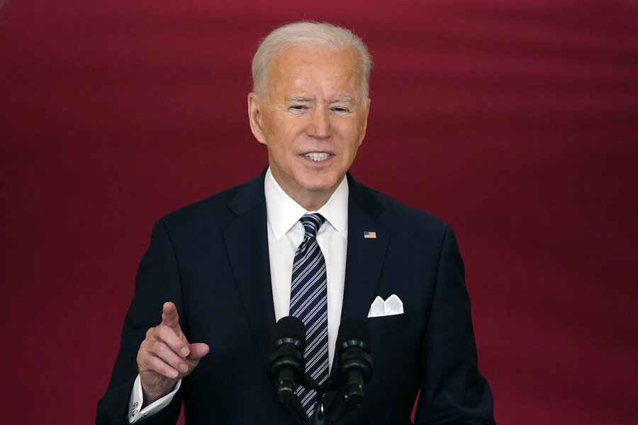 <p>Back to Standard for 4th of July? </p>Biden lays out vision that is positive. thumbnail