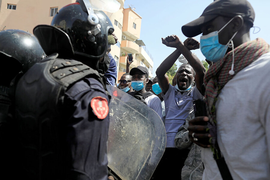 Senegal's rape law changed last year. Have attitudes?