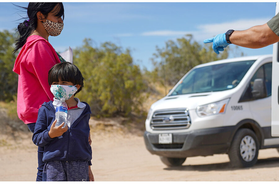 At US border, a surge in migrants young and old: Three questions.