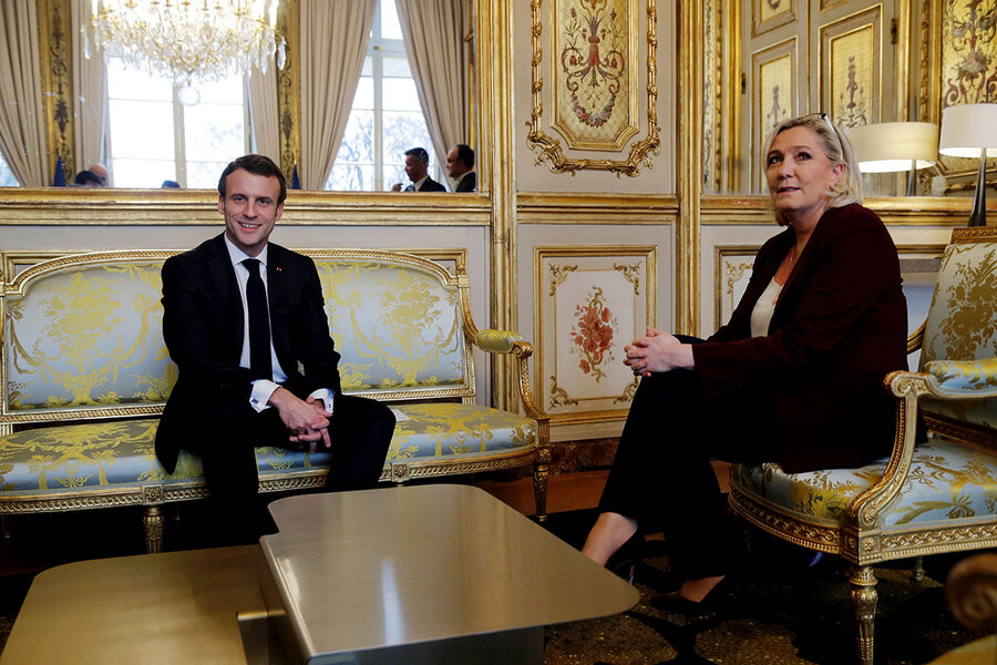 How the far-right has shifted France's political center of gravity