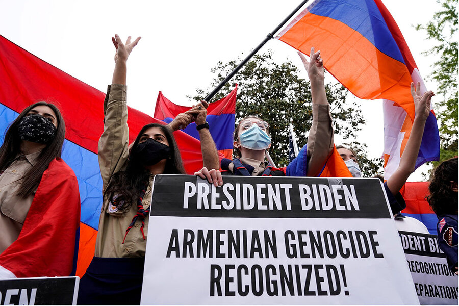 To tell the truth? From Armenia to Afghanistan, a new US diplomacy.