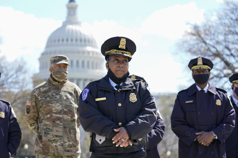 Capitol Police officers search for way forward after latest attack thumbnail