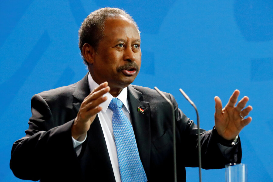Amid pandemic, African presidents keep eye on climate change