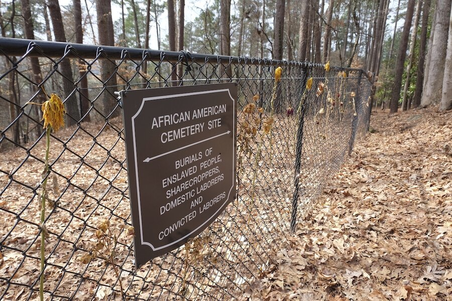 At Clemson, unmarked graves prompt reckoning with slavery legacy thumbnail