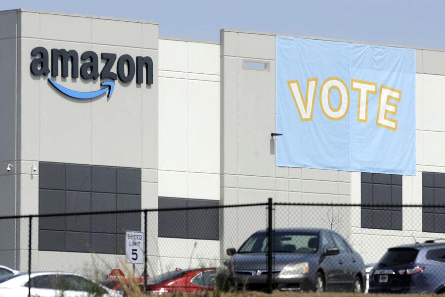 Amazon secures majority of votes to block Alabama union effort thumbnail