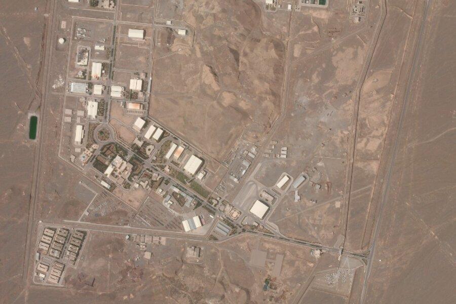 Iran says Natanz nuclear facility was sabotaged. Was it Israel?