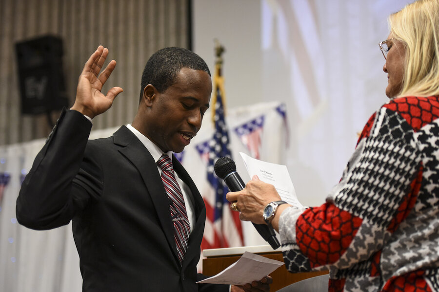 For Brooklyn Center mayor, challenge is to bridge divides thumbnail