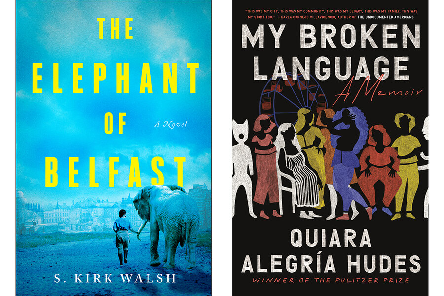 Put a spring in your step with the 10 best books of April