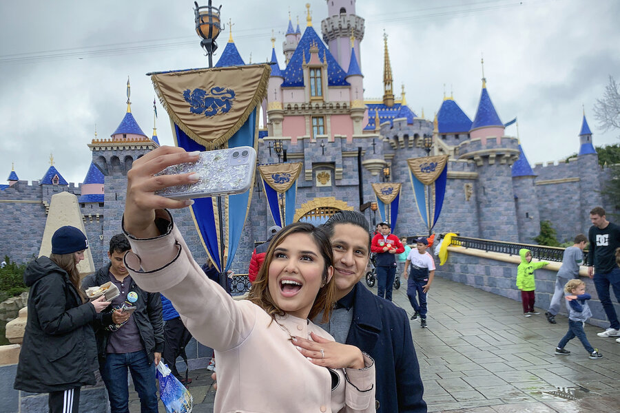 Is California out of the woods? Disneyland reopens its doors. thumbnail