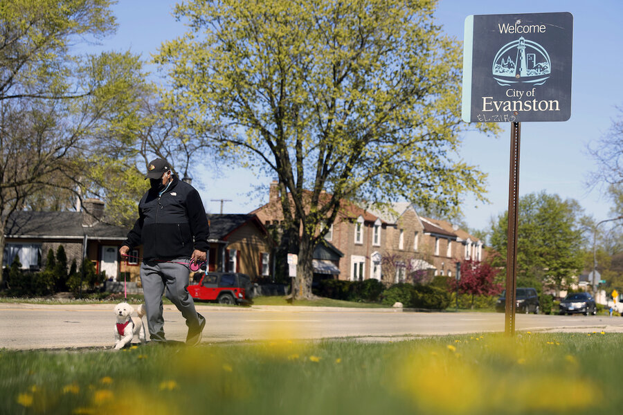 A Chicago suburb hopes to lead the way with reparations model