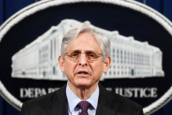 The Justice Departmentunder Merrick Garland has opened probes of police in Minneapolis and Louisville, Kentucky– and launched civil rights cases.
