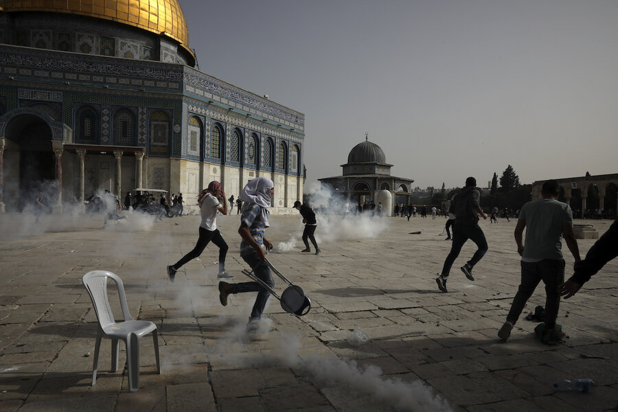 Clashes in Jerusalem: Is city on the brink of wider conflict?