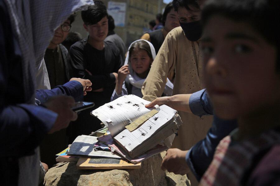 Amid US withdrawal, a spate of bombings rock Afghanistan