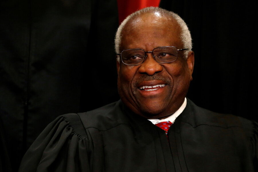 Justice Thomas found his voice. Will the Supreme Court change?