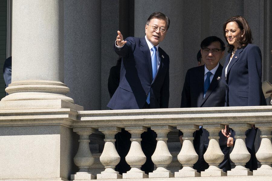 <p>South Korea to Drive Biden on North Korea diplomacy thumbnail