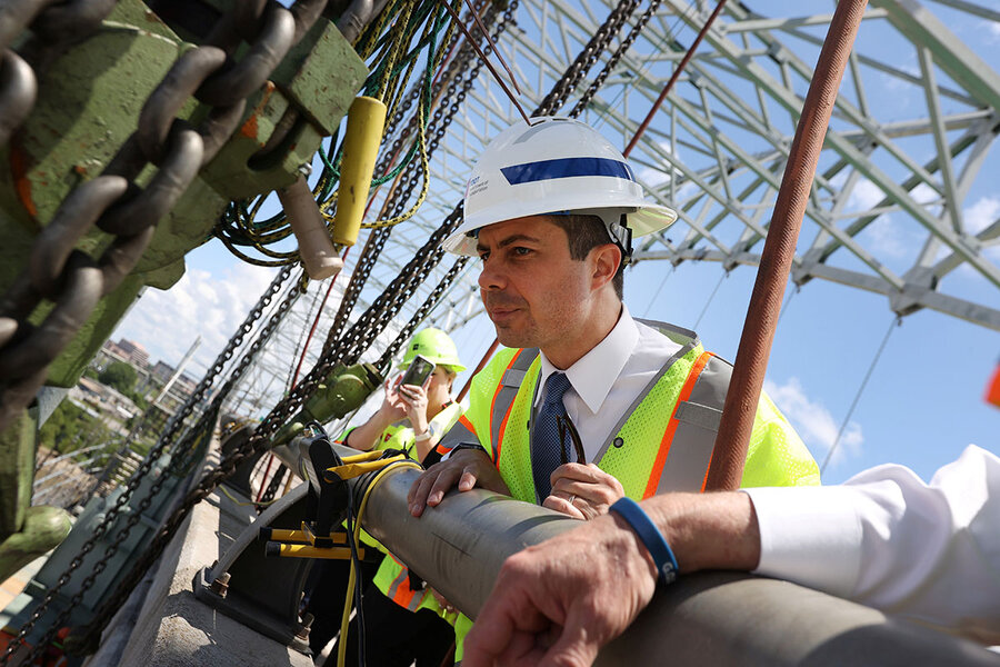 <p>Behind stalled bill: Infrastructure is about visions for America thumbnail