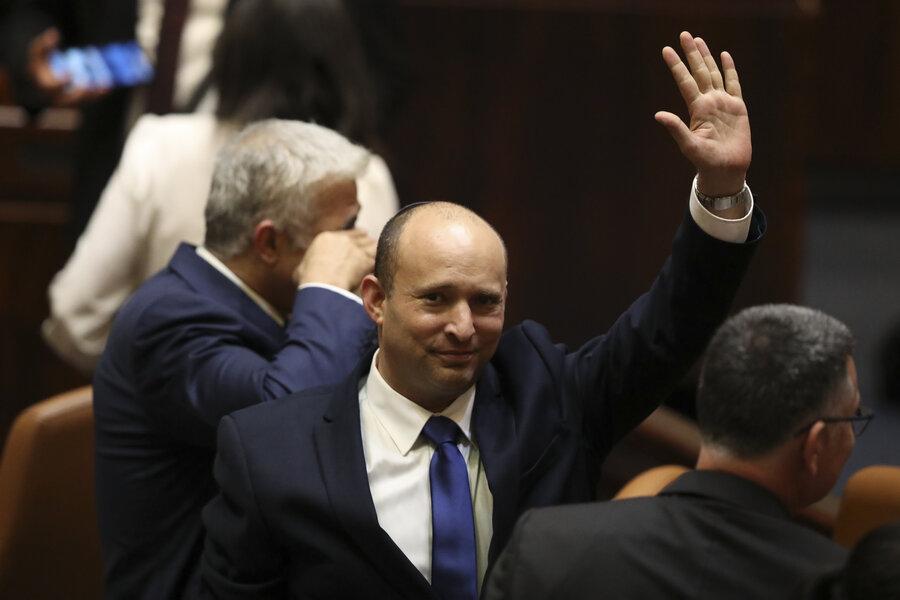 Will Israel's new prime minister Naftali Bennett bring unity?