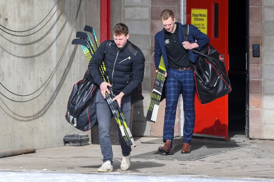 In NHL milestone, Nashville Predators prospect comes out as gay