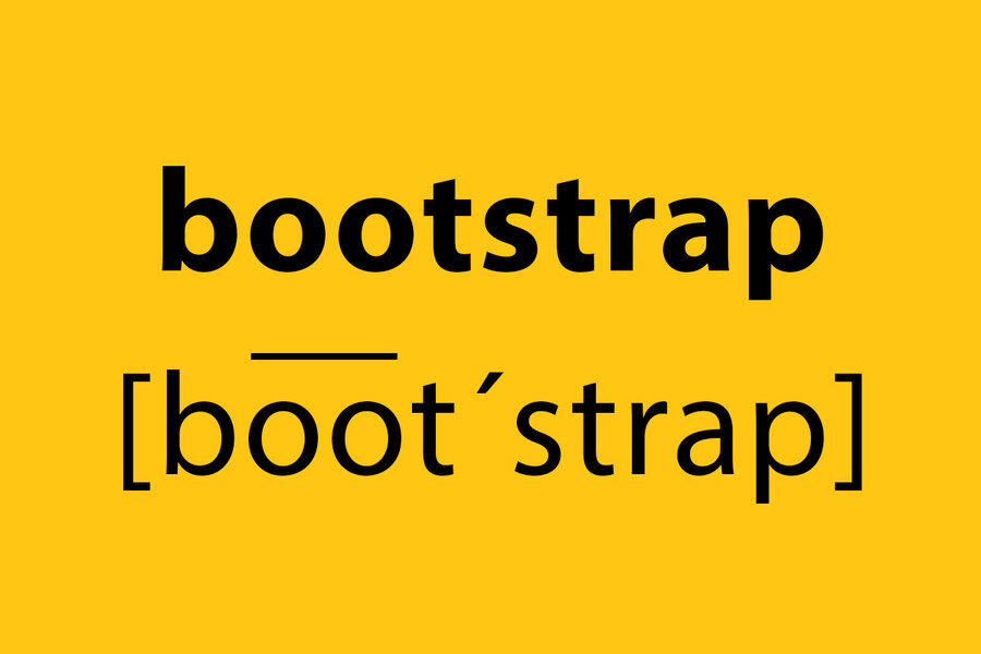 How the 'bootstrap' idiom became an American cultural ideal
