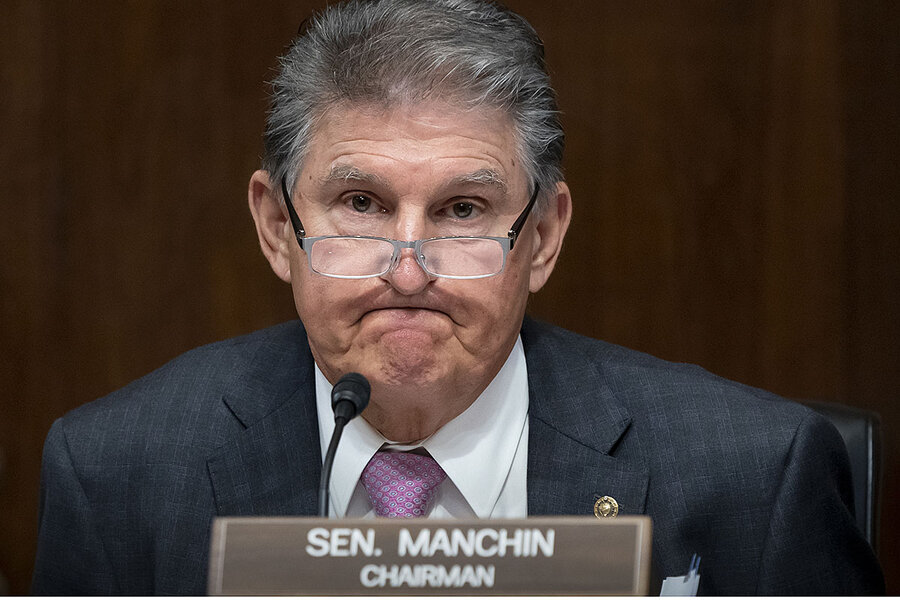'Two different sides of a coin.' Manchin, Sinema, and Democrats' future