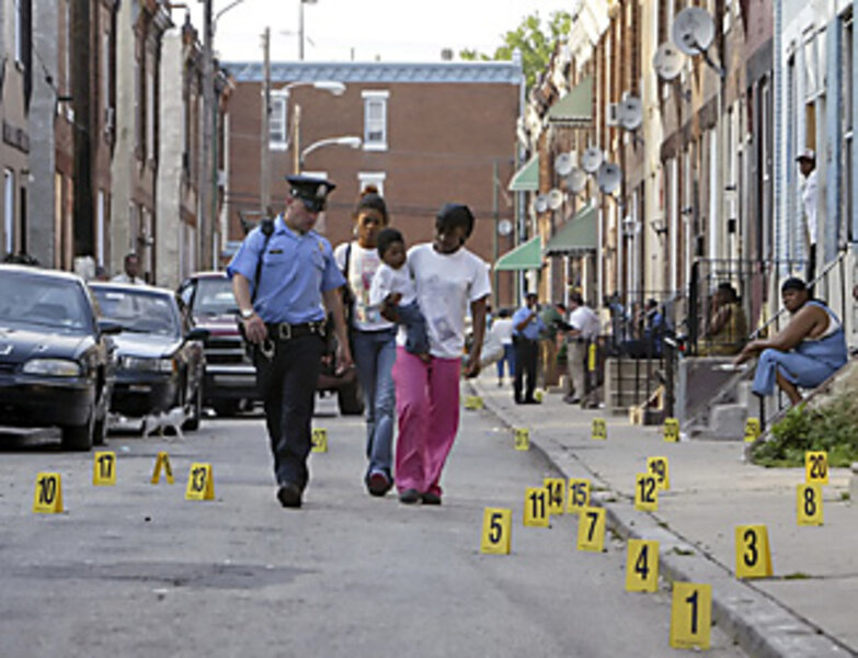 Key factor in murder trends: youth, gang violence ...