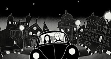 'Persepolis' peeks behind the veil