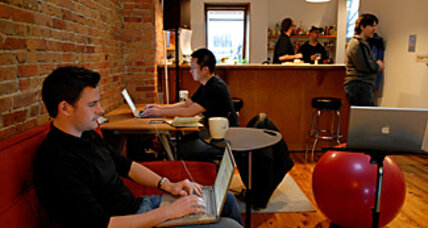 Coworking: How to work solo, but not alone