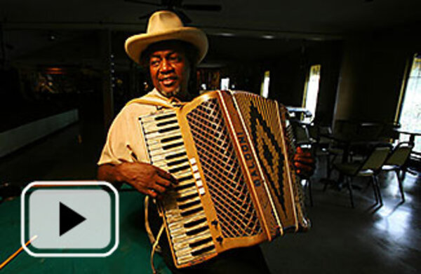 At Grammys, zydeco music gets a spark of renewal