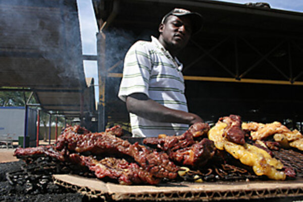 Namibia The Land Of Meat Lovers Csmonitor Com