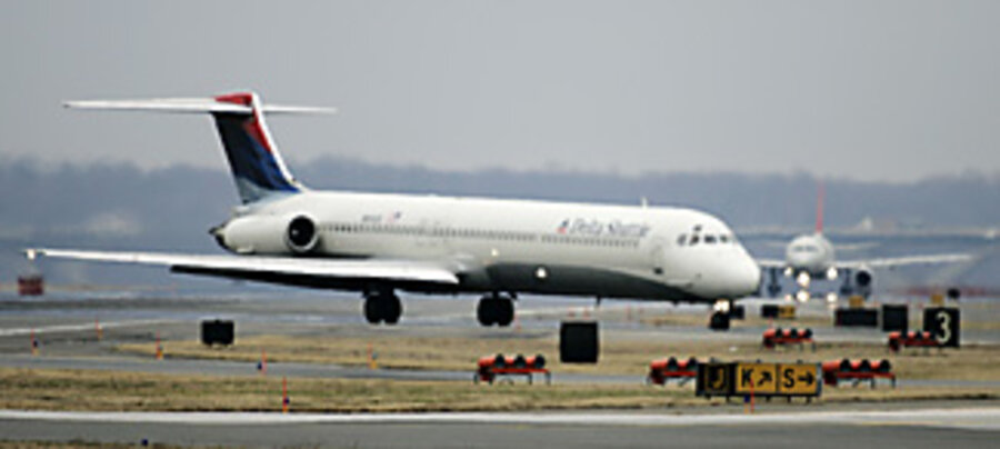 northwest airlines delta merger