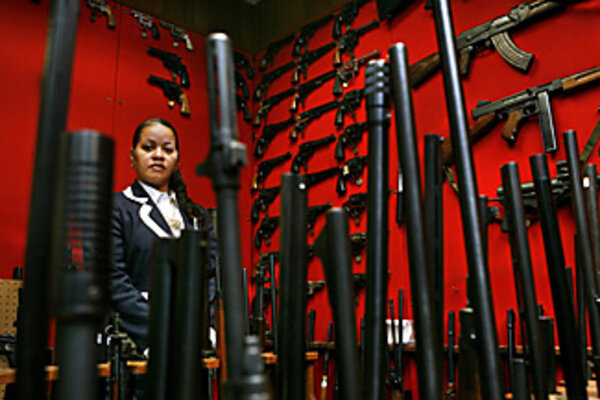 Historic case may decide U.S. gun rights