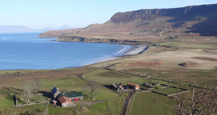 Isle of Eigg a model of energy self-sufficiency