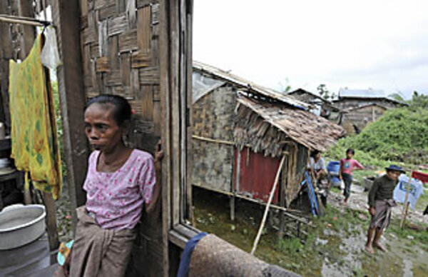Asian, apolitical NGOs get better access in Burma (Myanmar)