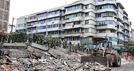 China's quake: Why did so many schools collapse?
