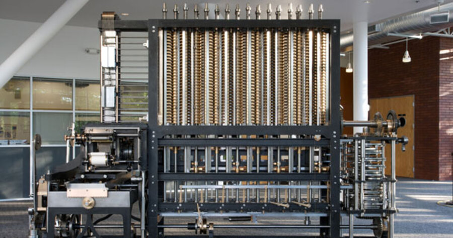 f974ef8534f California museums tell the history of computing - CSMonitor.com