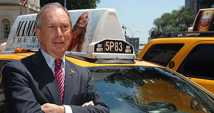NYC speeds hybrid taxi switch