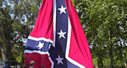 Battle over Confederate flag hits highways
