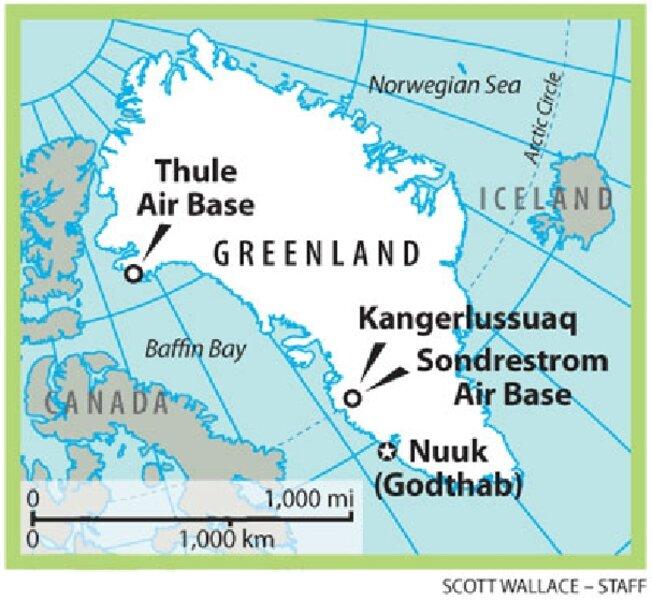 US cold-war waste irks Greenland - CSMonitor.com