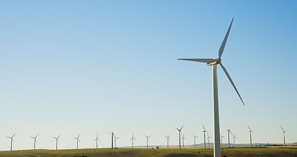Scientists develop silencer for wind turbines