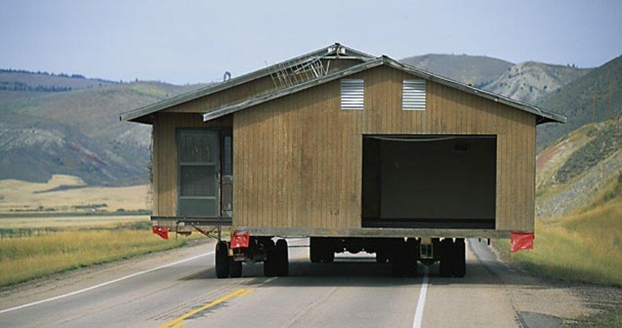 Factory-built homes may be greener - CSMonitor com