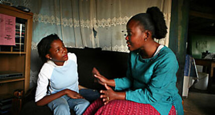 The challenge of raising teens in AIDS-ravaged South Africa