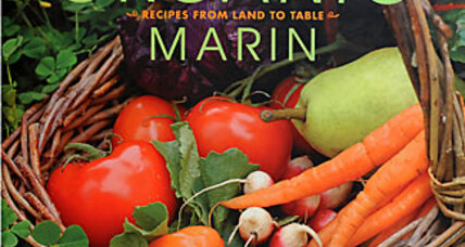 Cookbook review: 'Organic Marin'