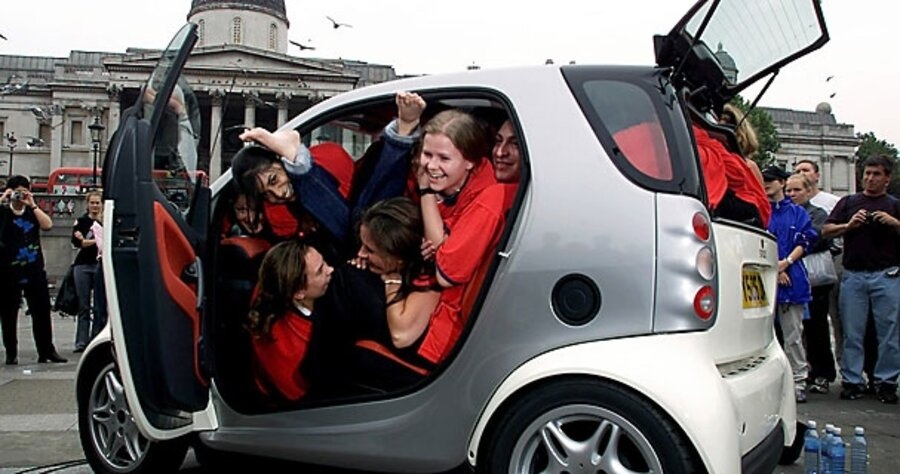 Smart Cars How Green Safe