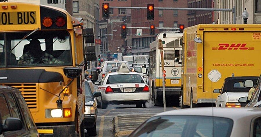 Does closing roads cut delays? - CSMonitor.com