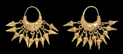 Iraq bids to stop Christie's sale of ancient earrings