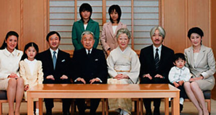 Japanese dare to ask: Do we really need an emperor?