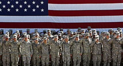 Will improved military enlistment last?