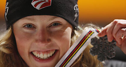 Foreigners at home, US skiers shine at last on global stage